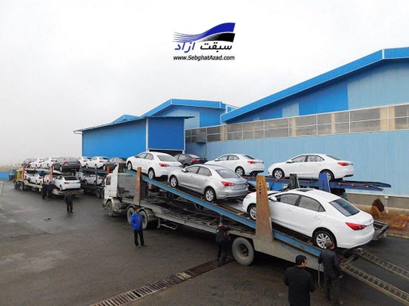 مشتریان آذویکو MG همچنان در انتظار خودرو