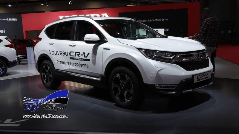 هوندا CR-V
