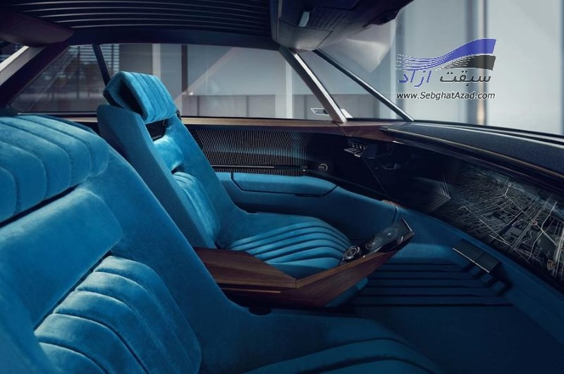 کانسپت e-Legend جانشین خودروی خاطرهانگیز پژو 504