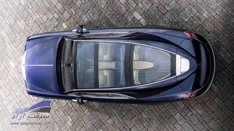 خودرویی لوکس با قیمت 195 میلیارد تومان