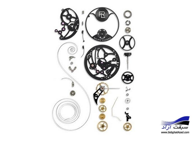 Ralph Lauren RL Automotive Timepiece Collection