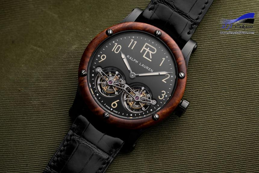 Ralph Lauren RL Automotive Timepiece Collection