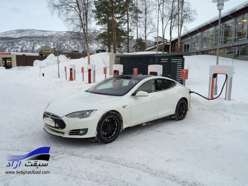 خودروهای برقی در زمستان بدون هیچ مشکلی کار میکنند!