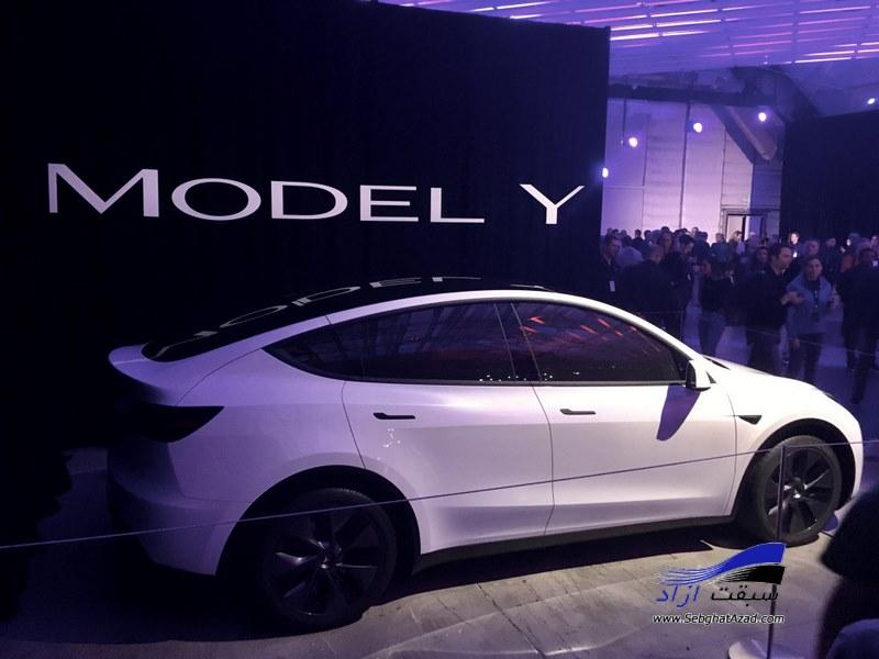 تسلا مدل Y