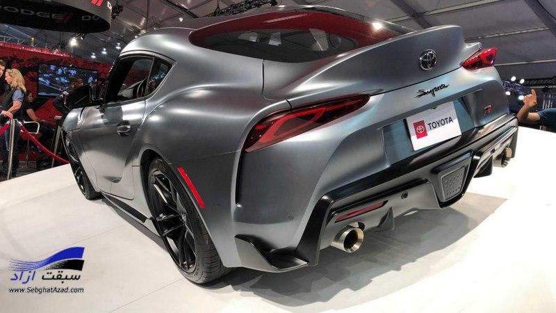 فروش اولین تویوتا سوپرای 2020 به قیمت 2.1 میلیون دلار