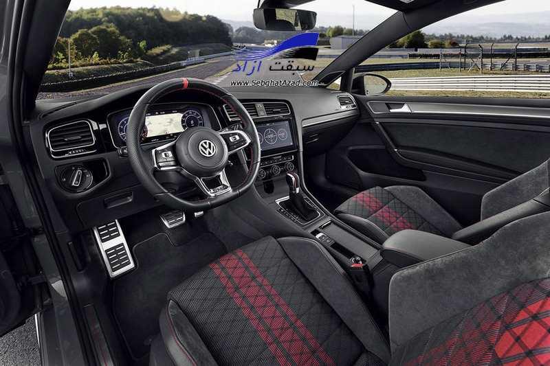 فولکس واگن گلف GTI TCR مدل 2019 رونمایی شد