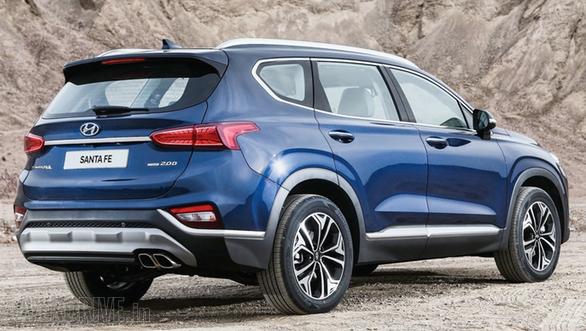 Hyundai-Santafe