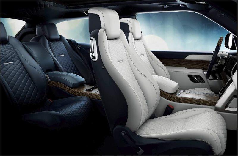 2019 Range Rover SV Coupe