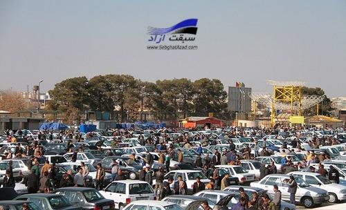 نوسانات کلافه کننده در بازار خودرو