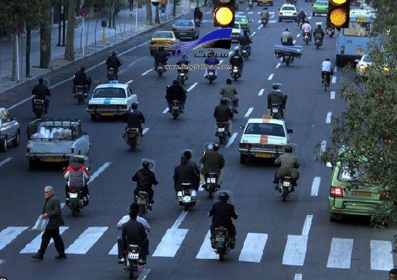 دو راهکار برای کاهش آلایندگی موتورسیکلتها در تهران