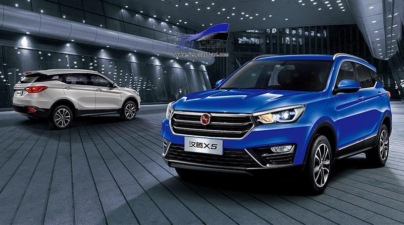 افتتاح خط تولید هنتنگ عظیم خودرو در آذرماه