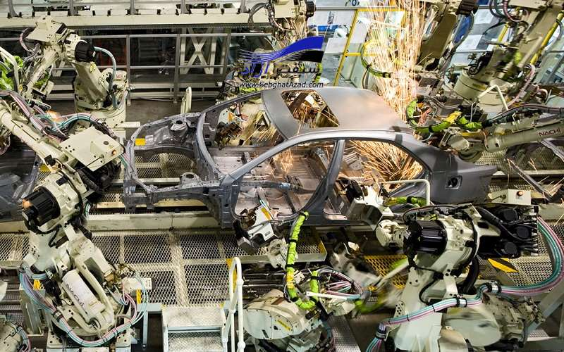 صنعت خودرو در مسیر سقوط