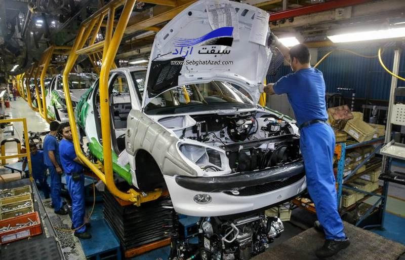 زیرساخت برای اجرای استاندارد ۸۵گانه فراهم نیست ادامه کاهش تولید خودرو با اصرار بر اجرای استانداردها