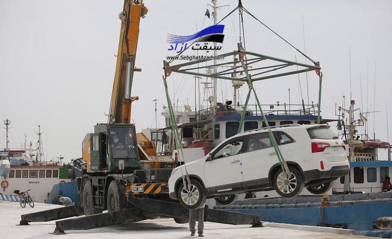 خودروهای در گمرک مانده تا چند روز دیگر ترخیص میشوند