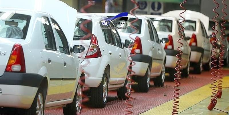 خودروهایی که خط تولید آنها به دلیل تحریم متوقف شده است
