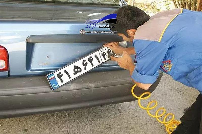 کاهش 60 درصدی شماره گذاری خودروهای نو