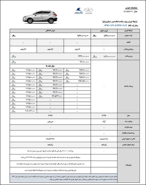 فروش ویژه جک s3 به مناسبت ولادت امام حسن عسکری