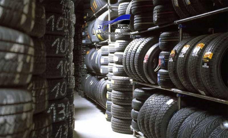 لاستیکهای مرگبار خودرو در مغازهها