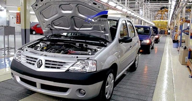 خودروهای موجود در انبار کارخانهها با دلار 3800 تومانی سال گذشته ساخته شده