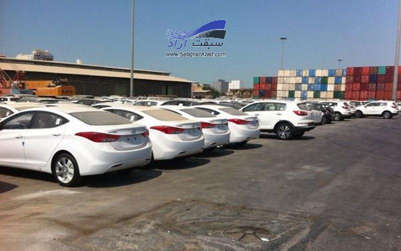مشکلی در ترخیص خودروهای دپو شده نیست وزارت صمت پیگیری کند