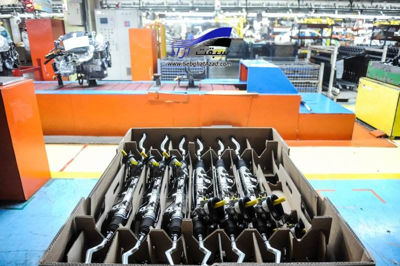 آغاز داخلیسازی ۳۵ قطعه حساس خودرو