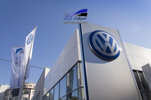 کاهش ۳۰ درصدی فروش جهانی خودروهای فولکس واگن