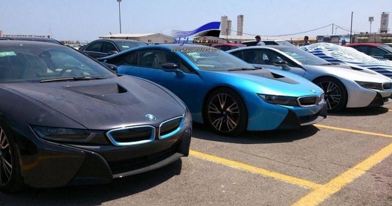 خاموشی موتور واحدهای تجاری لوکس فروشی خودرو