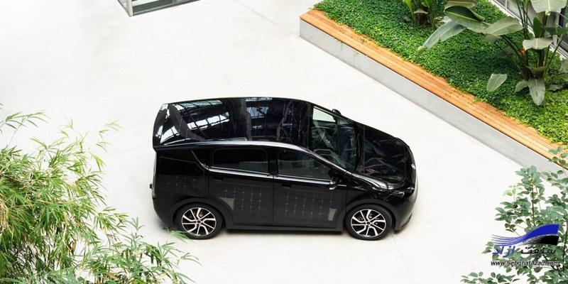خودروی خورشیدی