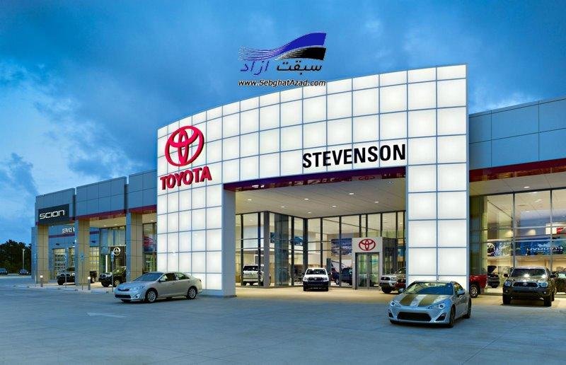 فروش خودروهای تویوتا جان میگیرد