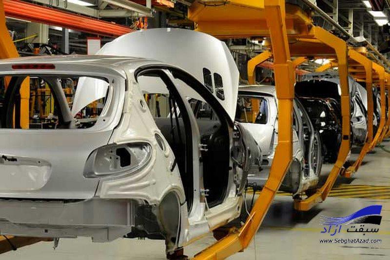 جدیدترین وضعیت تولید در سواریسازان داخلی