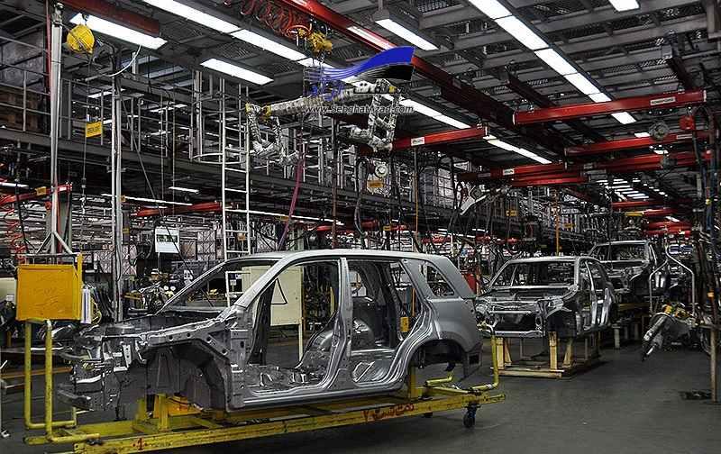برنامه ریزی سه ساله برای تولید پلتفرم جدید خودرویی