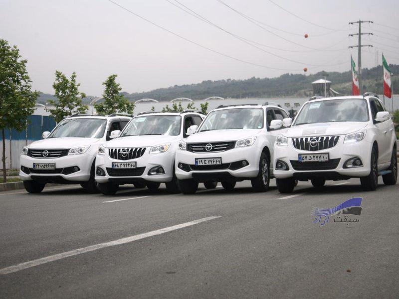 قیمت جدید هایما S7 توربو اعلام شد شرايط فروش آذر ماه محصولات ایران خودرو