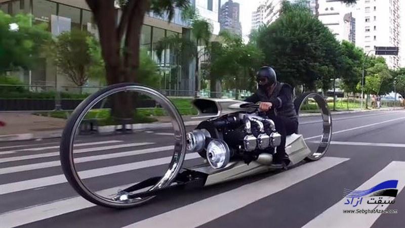 موتور سیکلت فرمول یک
