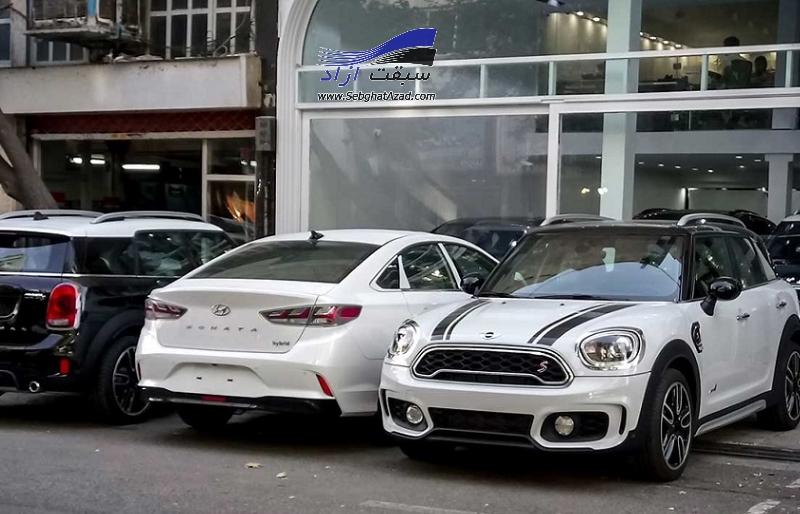 گزارشی از خرید و فروش خودروهای وارداتی در بازار تهران