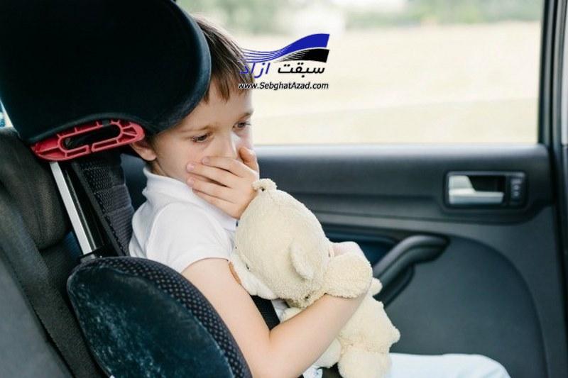 رهایی از بوی بد خودرو