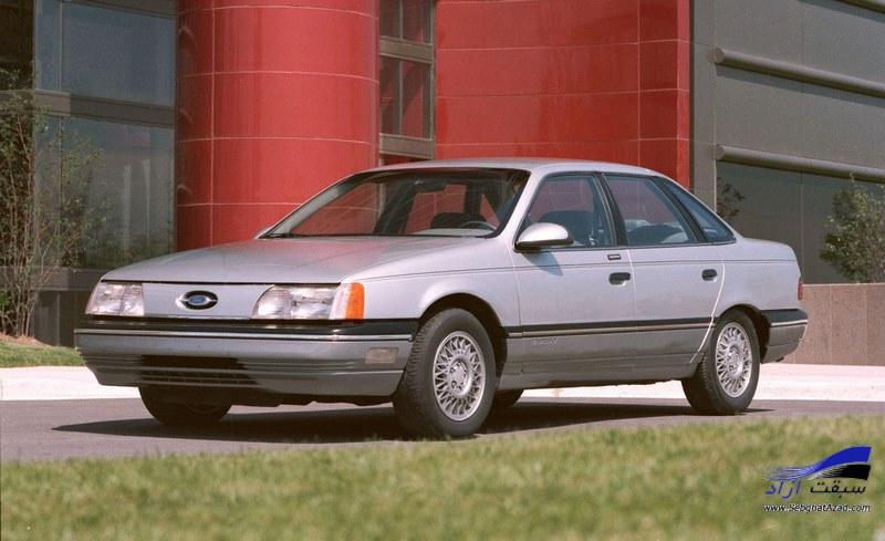 فورد تاروس مدل 1986