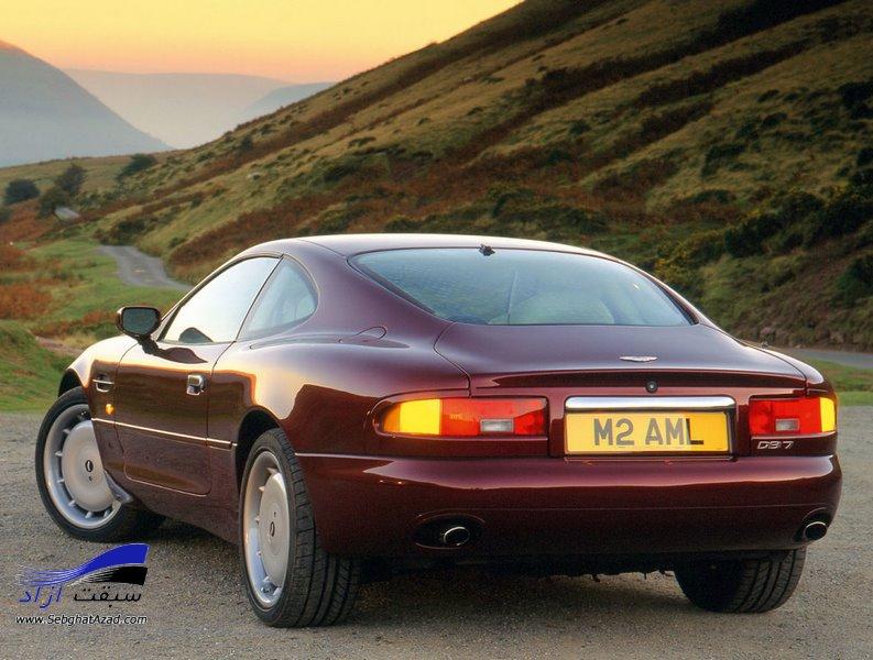 استون مارتین DB7 مدل 1994