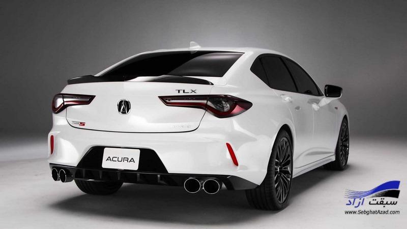 آکورا TLX مدل 2021