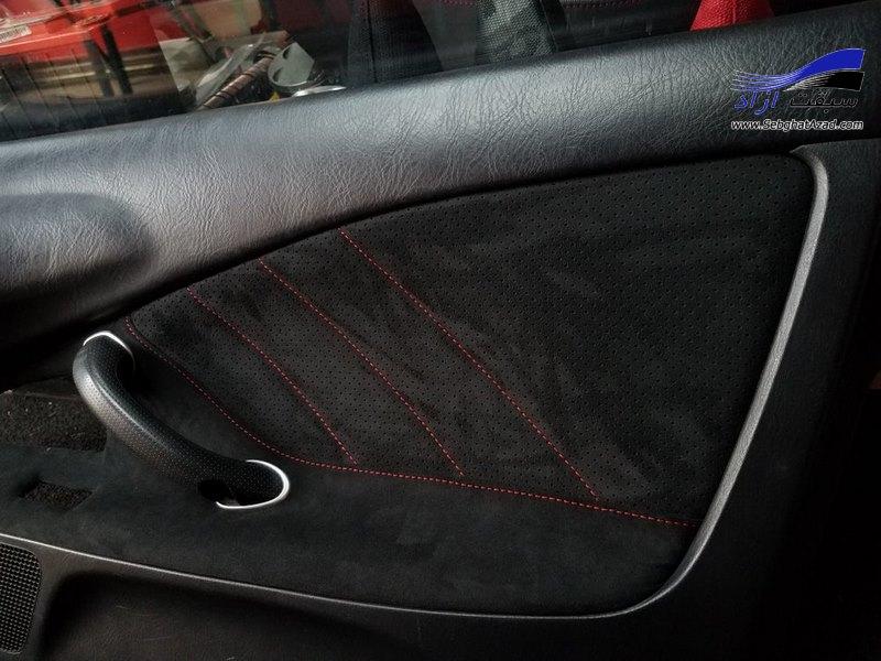 نحوه نگهداری از روکش آلکانتارا در صندلی و داشبورد خودرو