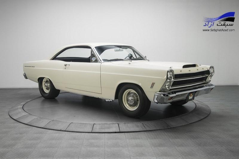 فورد فِیرلِین 500 آر کد مدل 1966