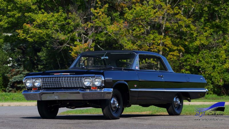 شورولت ایمپالا Z11 مدل 1963