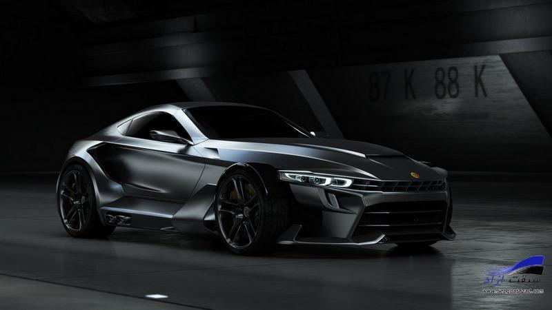 آی اف آر اَسپید GT21 اینویکتوس