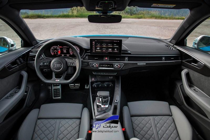 آئودی S4 مدل 2020