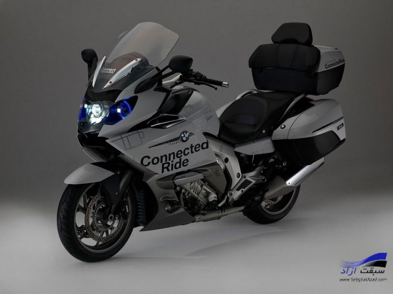 تکنولوژی های موتورسیکلت های بی ام و