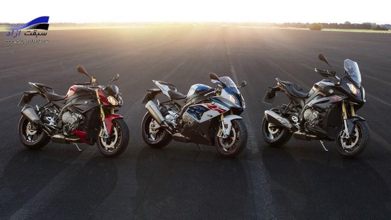 موتورسیکلت های سری S1000 بی ام و