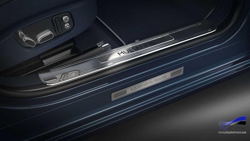 بنتلی مولسان نسخه 6.75 مدل 2020