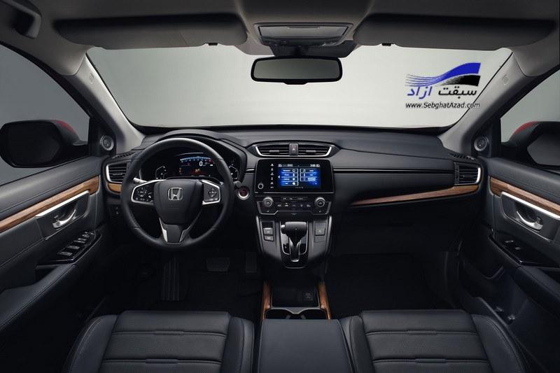 هوندا CR-V مدل 2018