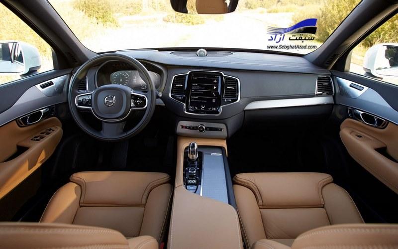 ولوو XC90 مدل 2018