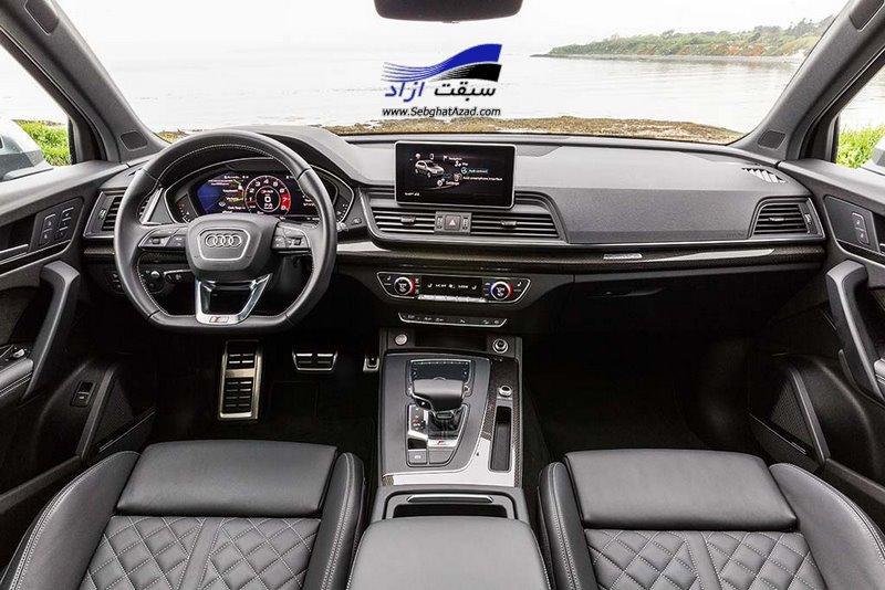 آئودی اس کیو5 مدل 2019