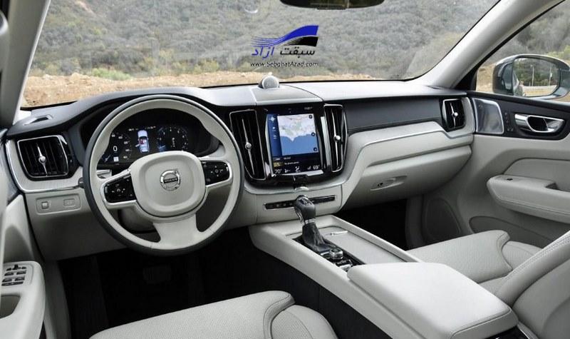 ولوو اکس سی60 مدل 2020